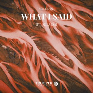 Millean. - What I Said (ft. MILA ISA)